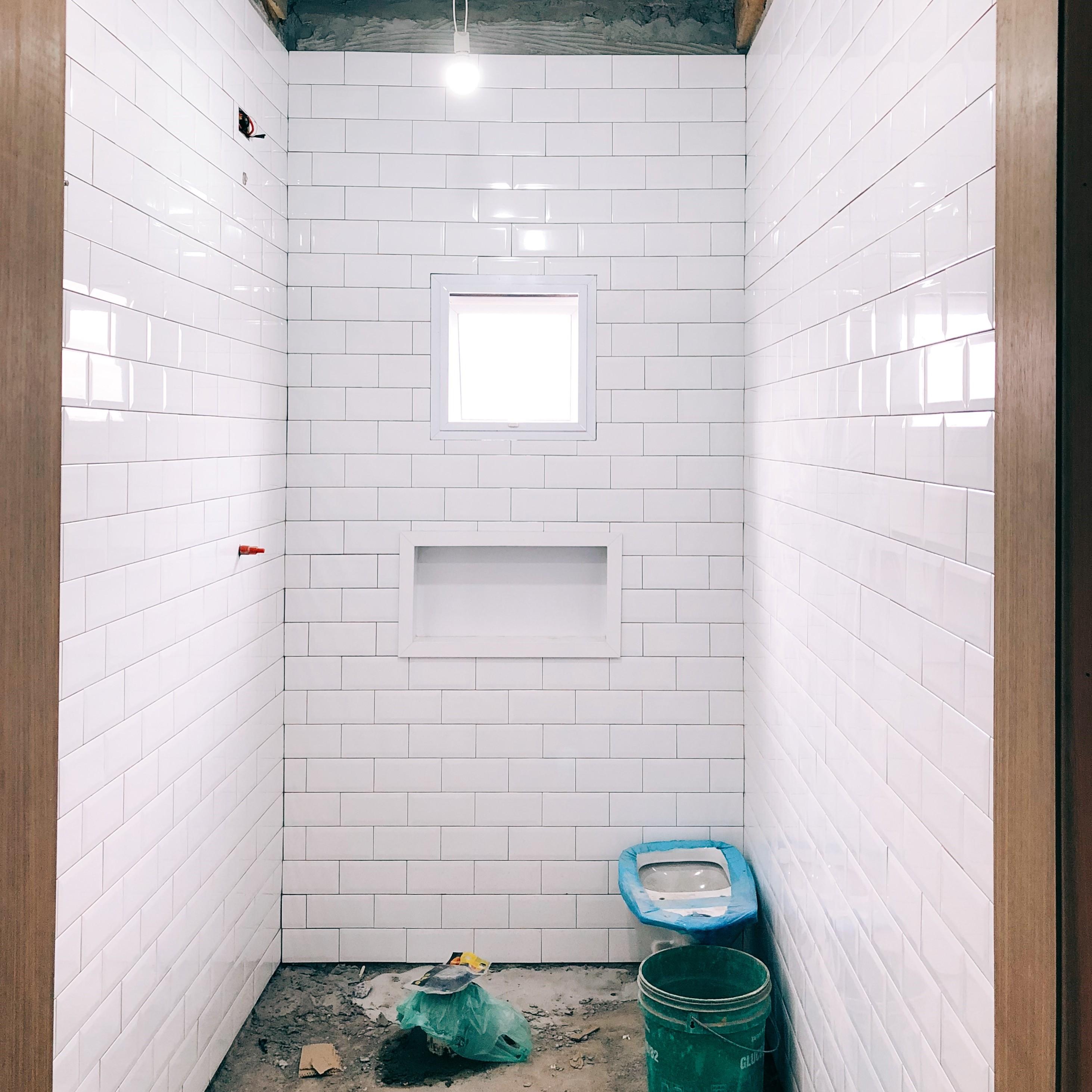 banheiro durante